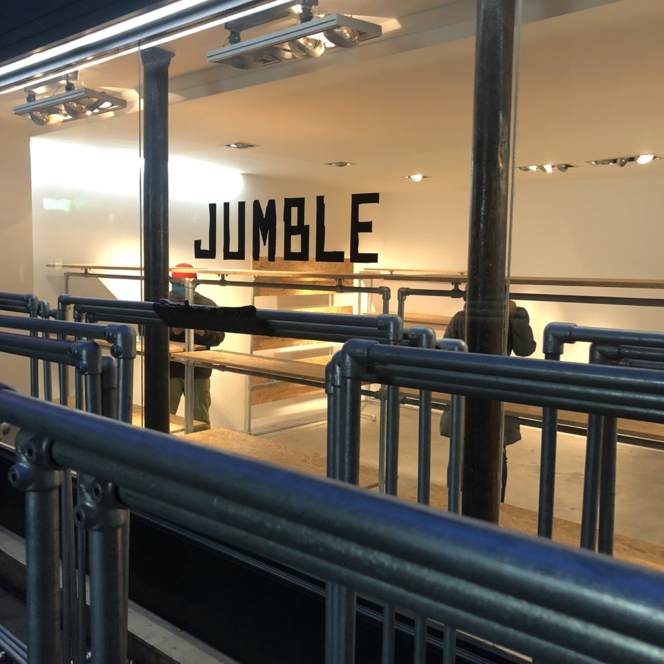 JUMBLE PARIS